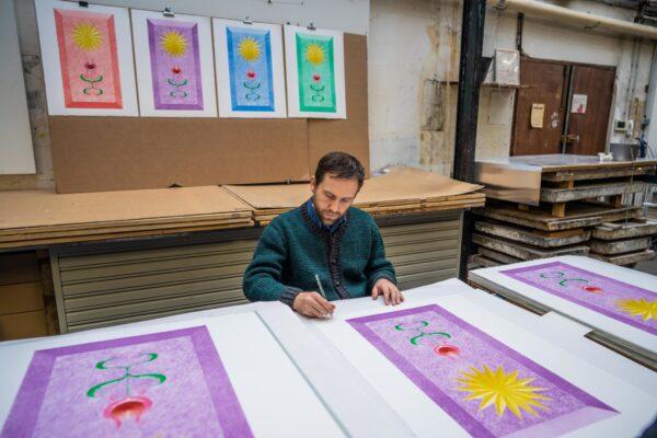 landscape-growth-panel-lavender-greg-parma-smith-jrp-editions-mamco-signature-process-contemporary-artist-paris