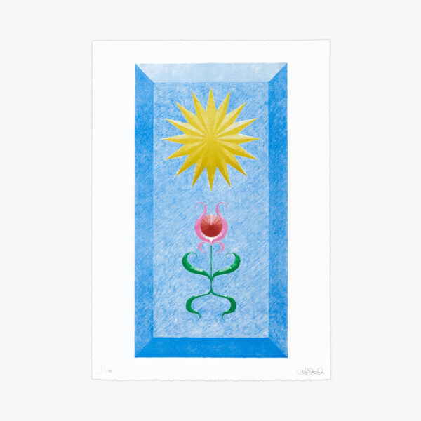 landscape-growth-panel-warm-celestial-blue-jrp-editions-mamco-lithograph-art