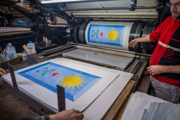 landscape-growth-panel-warm-celestial-blue-jrp-editions-mamco-printing-process-lithograph-paris